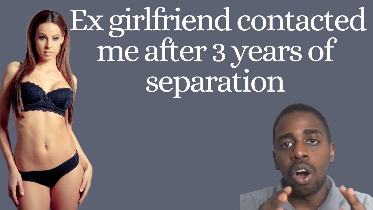 ex comes back after years