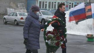В Усть-Камчатском районе почтили память погибших и выразили благодарность ветеранам