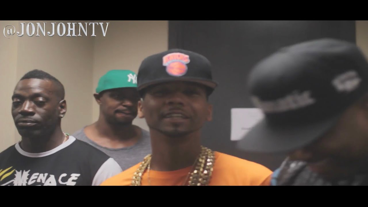 JONJOHNTV THROWBACK  DIPSET FOOTAGE UNSEEN EXCLUSIVE CONTENT