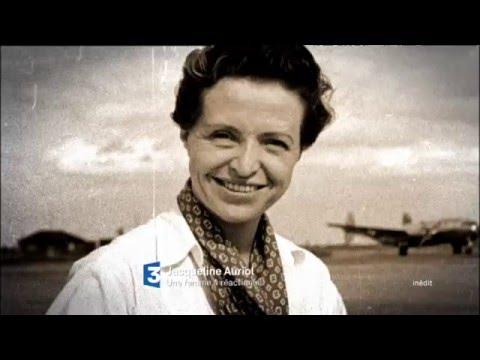 Bande annonce DOC : Jacqueline Auriol, une femme à ...