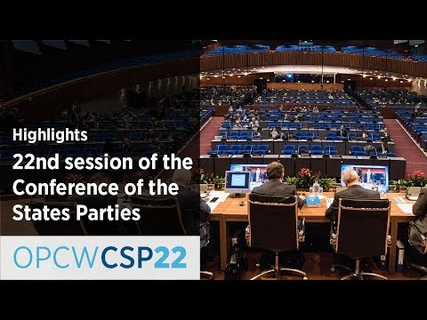 22nd session of the Conference of the States Parties - Highlights