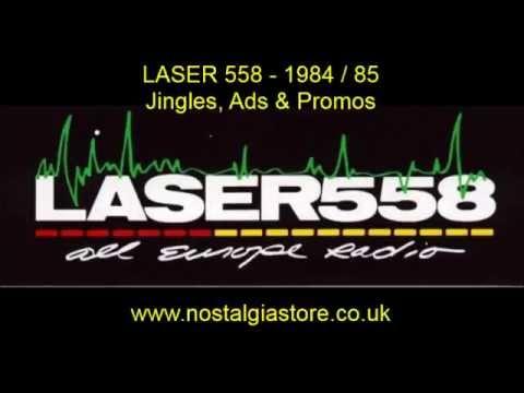Offshore Radio laser 558 jingles