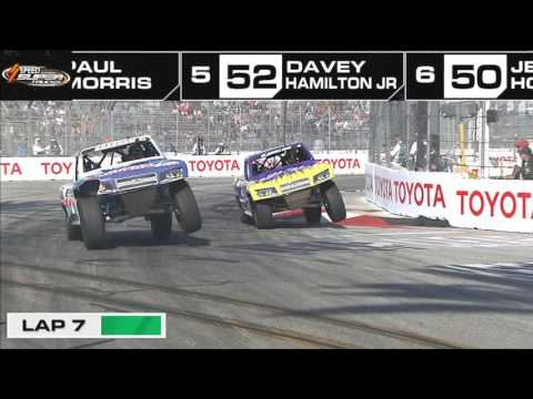 2017 Long Beach Race 2 Stadium SUPER Trucks