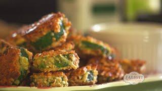 Oven Fried Zucchini With Garlic Aioli