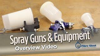 Spray Guns & Equipment