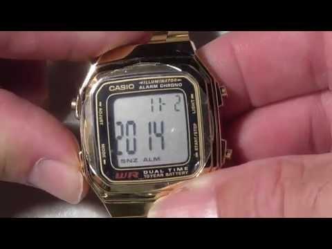 How to adjust Casio Watch Strap Amazon Casio Watch