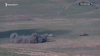 Պատերազմ Լեռնային Ղարաբաղում 04.10.2020