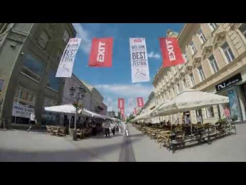 Reverie - Novi Sad Time Lapse