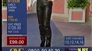 qvc leather