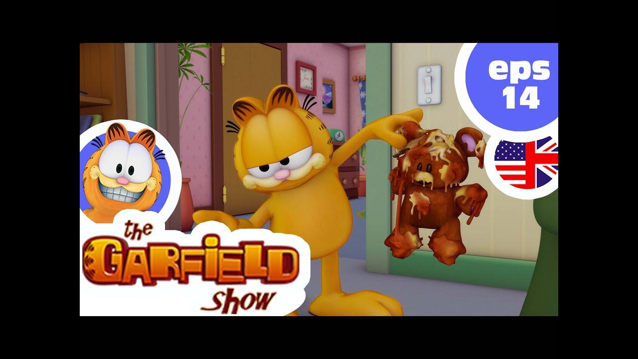 The Garfield Show Ep14 Orange And Black Youtube