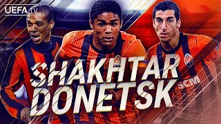 Shakhtar Donetsk | GREATEST European Goals & Highlights | Fernandinho, Douglas Costa, Mkhitaryan