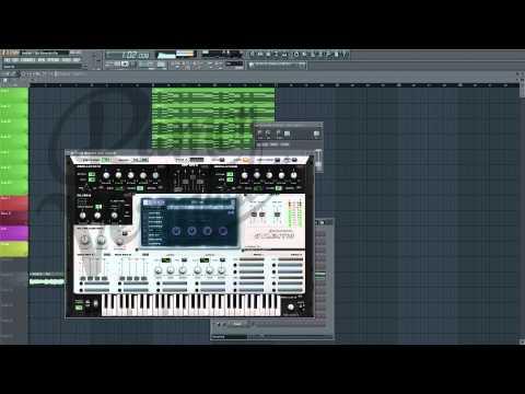 Audien - Iris : FL studio remake (Free FLP)