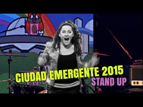 Video de Maya Landesman stand up Argentina / Ciudad
