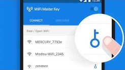 WiFi Master Key Connect WiFi Guide