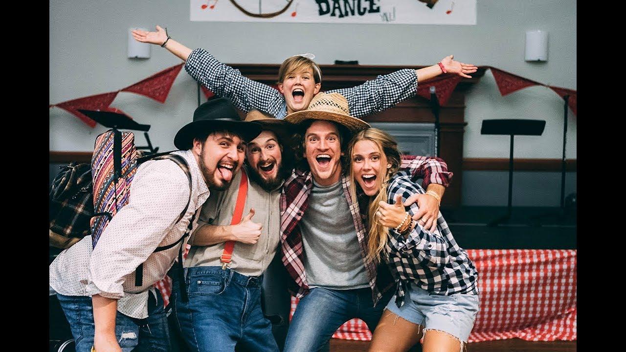 Catawba College Barn Dance Youtube
