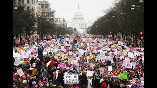 This Is Why A MILLION Women Marched This Weekend...
