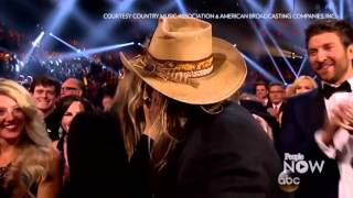 Relive the best moments from the #CMAawards including the joke about Blake Shelton and