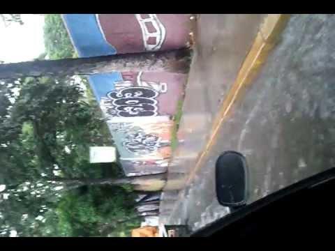 Regen in Caracas