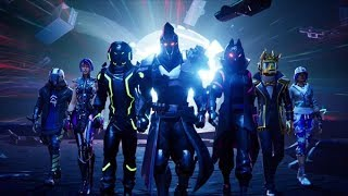 START of SEASON 10-ALL SKINS, MECHS, STORYLINE (Fortnite Battle Royale)