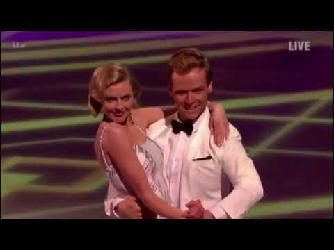 Donna Air and Mark Hanretty skating in Dancing on Ice (14/1/18)