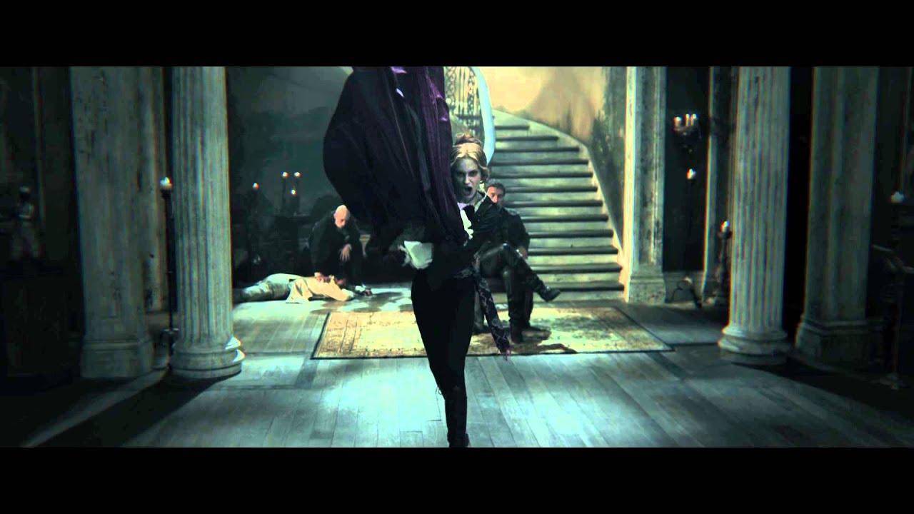 Download Abraham Lincoln: Vampire Hunter   Official Teaser Trailer   20th Century FOX