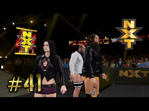 WWE 2K15 Universe Mode - To Hot To Handle - #41
