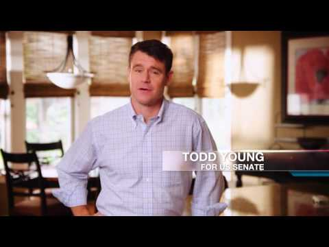 Send a Marine to Washington | Todd Young TV Ad