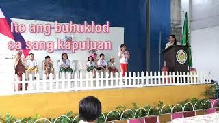 Buwan ng wika 2019   tula para sa buwan ng wika   Pilipino   a day in school with ali