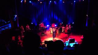 Intermission + No Time for Dreaming - Charles Bradley, Théâtre Corona, May 13th, 2013