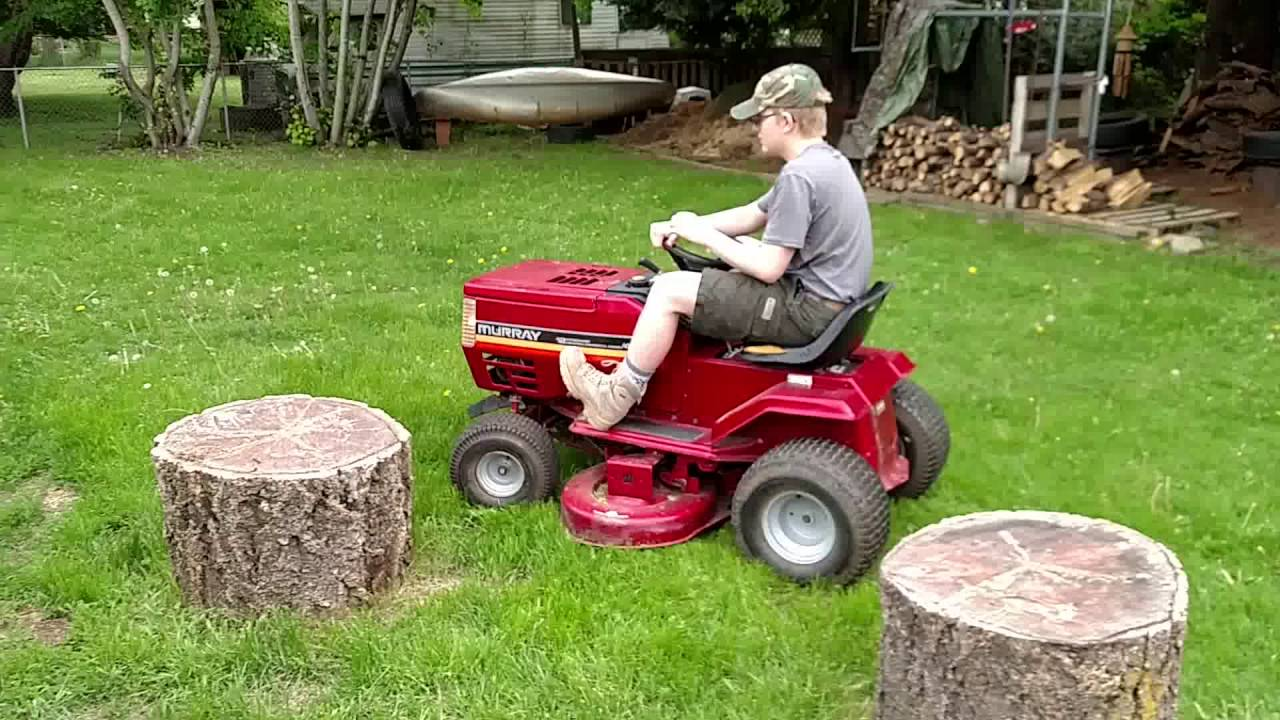 Murray Riding Lawn Mower