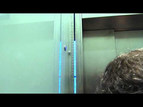 Lift Level Indication Inside The Post Office Tower 12th May 2012