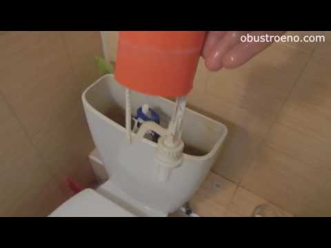 0 - Унітаз не набирає воду 🥝 причини