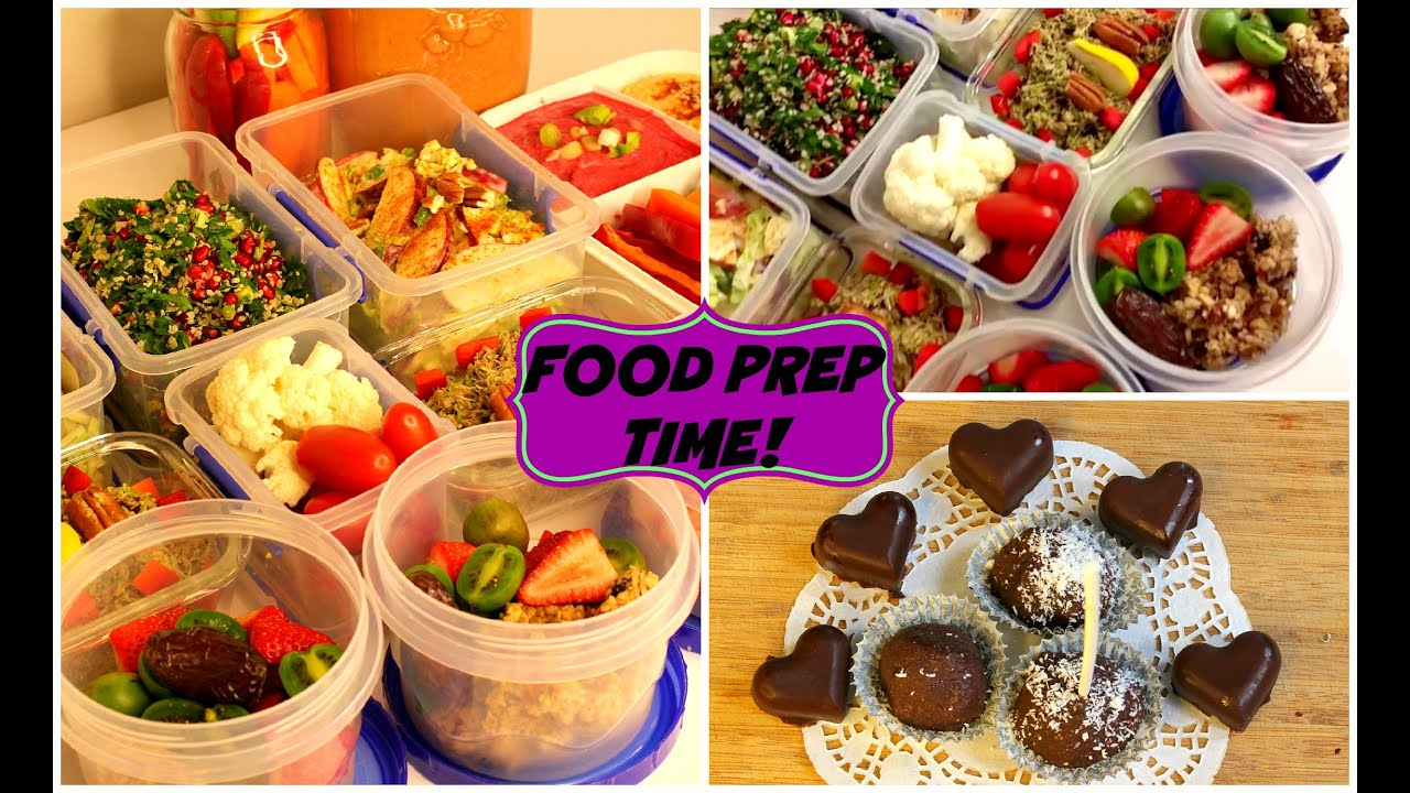 Salad prep for the week chocolate fudge recipe no cooking salad prep for the week chocolate fudge recipe no cooking required food prep meal prep ideas forumfinder Images