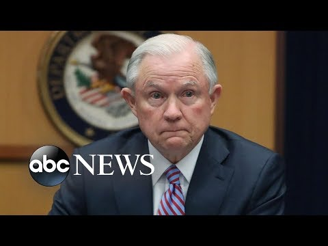 Attorney General Jeff Sessions resigns at Trump's request | ABC News special report