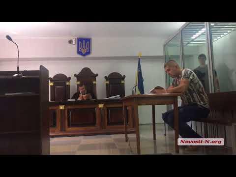 Видео 'Новости-N': Богомятков в суде