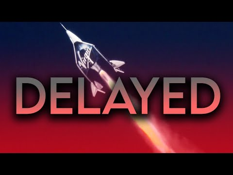 🔴 Test Flight DELAYED: Virgin Galactic Stock Crashes