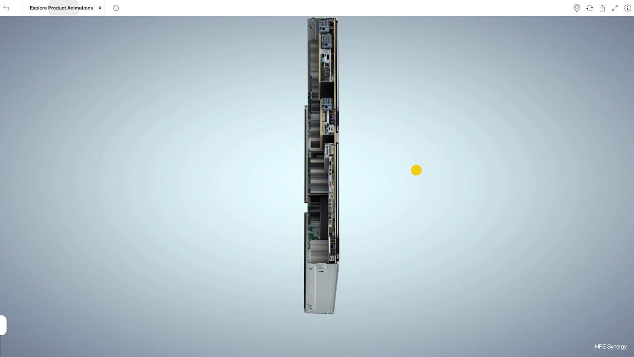 HPE 3D Catalog