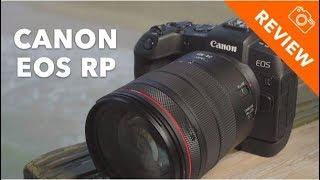 Canon EOS RP Review - Kamera Express