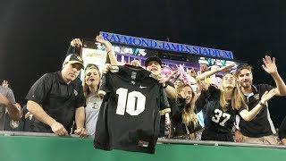 UCF 38, South Florida 10 - Sights & Sounds from Raymond James Stadium