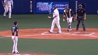 3/20 中日×オリックス 9回裏。 元阪神・オリックス#91岩本投手のピッチ...