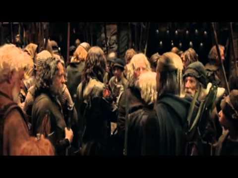 Legolas - All Sindarin-Elvish Language Quotes/Scenes (LOTR Trilogy)