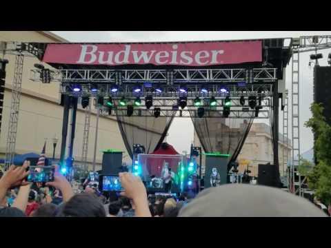 Starset live El Paso 2017 - Monster