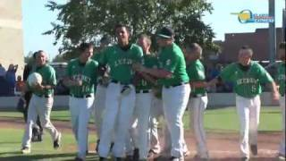 Drew Ward (2013 Washington Nationals Draft Pick) Hits Walk Off Home Run