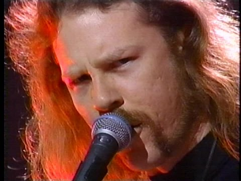 Metallica - Wherever I May Roam - Live at The AMA's (1993) [TV Broadcast]