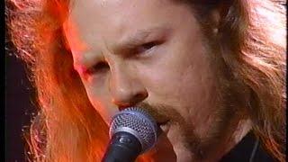 Metallica - Wherever I May Roam - Live at The AMA's (1993) [TV Broadcast]