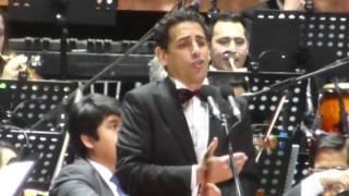 Juan Diego Florez -O Sole Mio en Lima Perú 2015