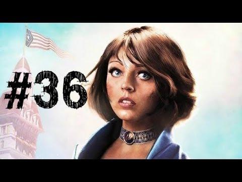 Bioshock Infinite Gameplay Walkthrough Part 36 - Confront Comstock - Chapter 36