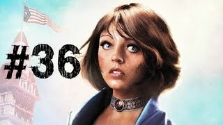 Bioshock Infinite Gameplay Walkthrough Part 36 - Confront Comstock - Chapter 36