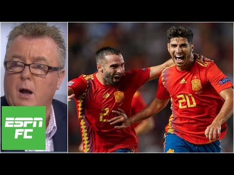 Spain vs Croatia 6-0 reaction: How Spain dominated 2018 Worl