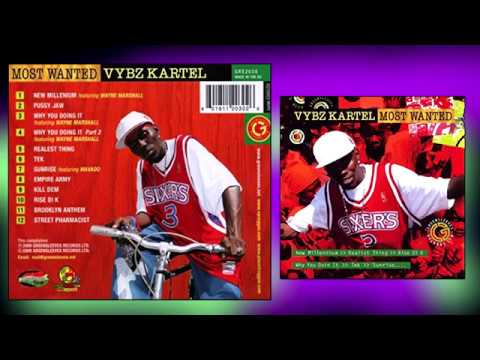 VYBZ KARTEL  - Most Wanted, 2009 (Full, CD, Album) [Free Download Link]